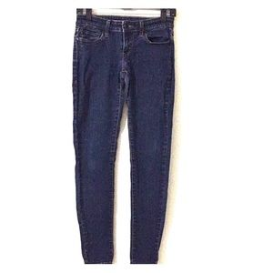 Levi's jeggins low-rise